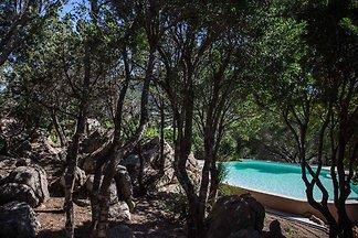 Villa Villa mit 5 Schlafzimmern und privatem