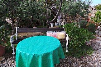 Ferienwohnung mit Terrasse, Garten und