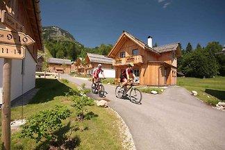 Ferienhaus mit Geschirrspüler und privater Sa