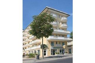 Vakantie-appartement in Rimini