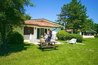 FerienHaus Holzbungalow in Villaggio Europa