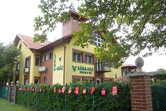 Apartamento Vacaciones familiares Balatonboglar