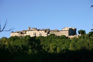 FerienWohnung in einer mittelalterlichen Burg
