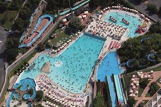 Bungalow mit Klimaanlage in Ferienanlage Il P