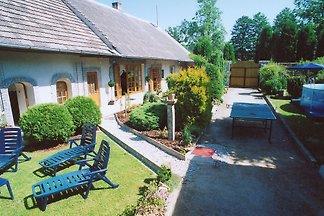 Ferienhaus mit Aussenpool