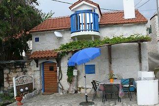 Vakantiehuis Ontspannende vakantie Seget Vranjica