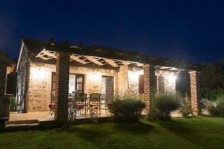 Ferienhaus mit Grillterrasse und Klimaanlage