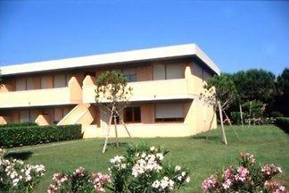 Vakantie-appartement Gezinsvakantie Marina di Bibbona