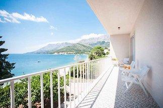 Villa direktno na moru