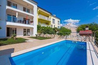 Ferienwohnung mit Pool und Klmaanlage