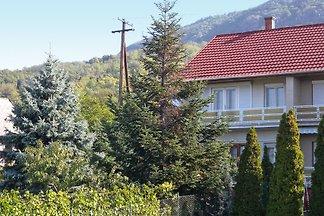 Ferienhaus in ruhiger Lage mit Panoramablick