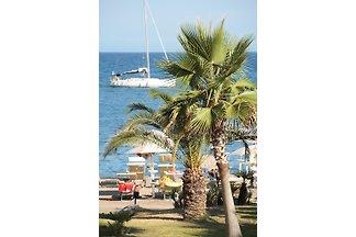 Vakantie-appartement Gezinsvakantie Santo Stefano al Mare