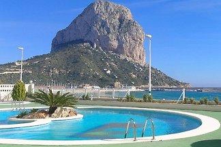 Ferienwohnung mit Pool Nutzung