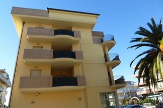 Holiday flat in Alba Adriatica