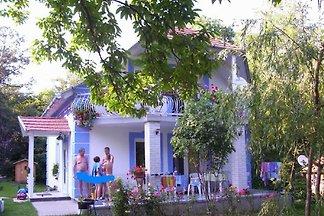 Ferienwohnung im FKK-Bungalowpark mit Pool