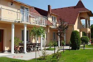 Apartament Dla rodzin Keszthely
