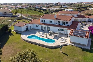Villa Casa Branca - mit privatem Pool und gro