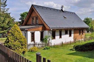 Ferienhaus mit Saunabereich