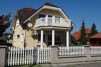 Vakantie-appartement Gezinsvakantie Balatonmáriafürdö