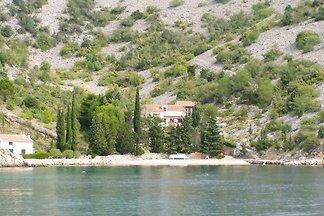 Vakantie-appartement in Jablanac