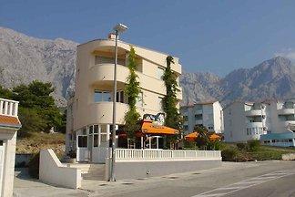 Ferienwohnung 300 m zur Adria