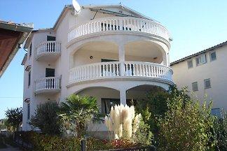 Vakantie-appartement Gezinsvakantie Pirovac