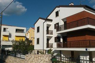 Vakantie-appartement Gezinsvakantie Zadar