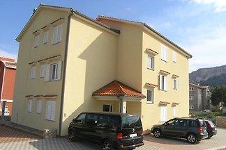 Holiday flat in Baska
