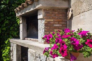 Ferienwohnung mit Garten und Grillmöglichkeit