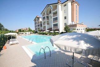 Ferienwohnung mit Pool und Wlan