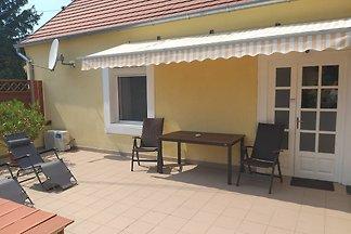Ferienhaus mit Klimaanlage für Familien