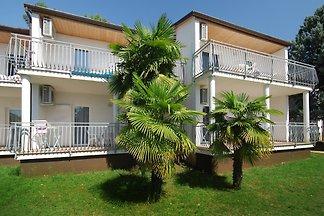 Ferienwohnung in der Ferienanlage Ai Pini