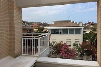 apartman za odmor Obiteljski odmor Porto San Giorgio