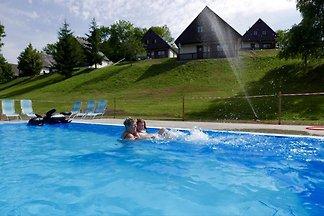 Maison de vacances Vacances relaxation Cerny Dul