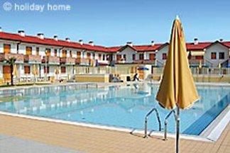 Ferienwohnung mit Balkon oder Terrasse