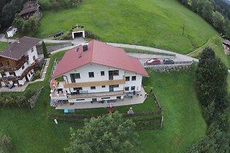 Ferienwohnung mit Panoramablick, Gartenterras