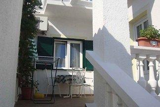 Ferienwohnung mit Terrasse und 2 Klimaanlagen