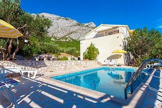 Holiday home relaxing holiday Makarska