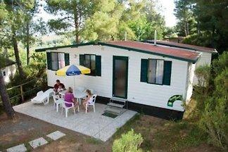 FerienHaus auf dem Campingplatz Tenuta Resort