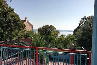 Ferienwohnung mit Klimaanlage und Balkon