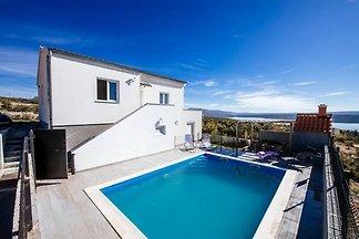 Casa de vacaciones en Maslenica