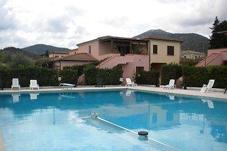 Ferienwohnung piscina