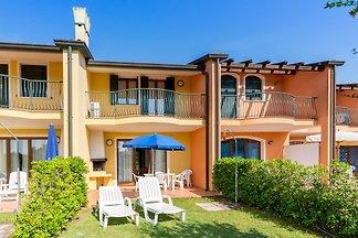 Vakantie-appartement in Isola di Albarella