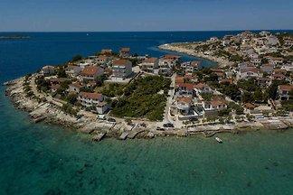 Ferienhaus 30 m vom Meer