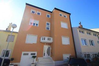 Apartament Dla rodzin Crikvenica
