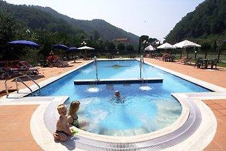 Vakantie-appartement Gezinsvakantie Pescia