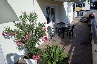 Ferienwohnung mit Terrasse und Internetzugang
