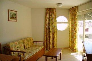 Vakantie-appartement Gezinsvakantie Salou