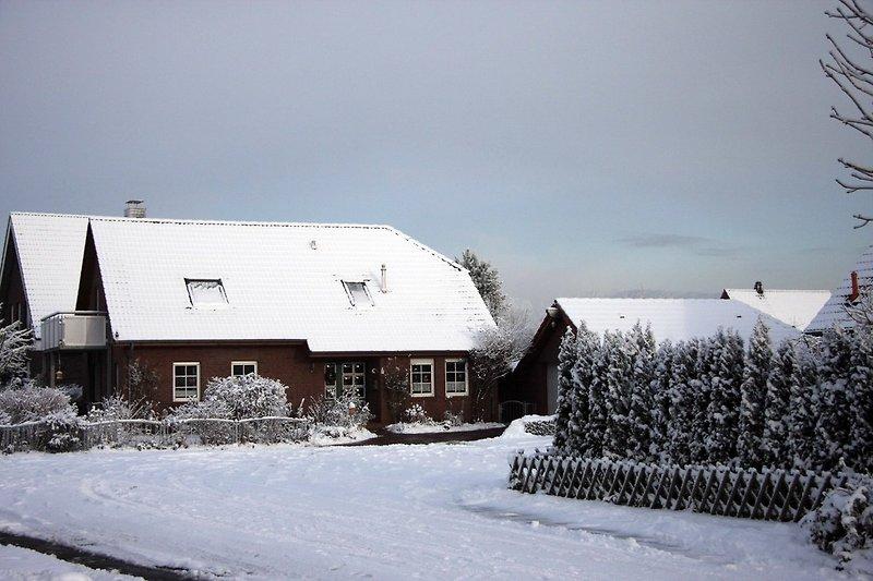 Winter in Horumersiel