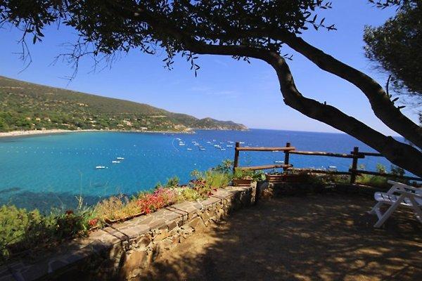 Villa Maria Francesca - Ubicación de la playa en Torre delle Stelle - imágen 1